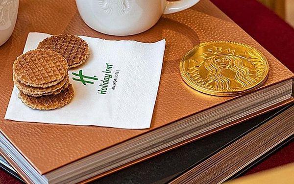 Jedinečný Amsterdam a ubytování v top hotelu 4 dny / 3 noci, 2 os., snídaně2