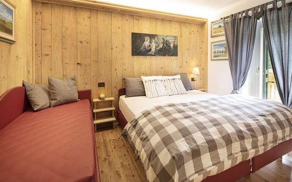 Malebný horský hotel v Dolomitech u Passo Cereda 4 dny / 3 noci, 2 os., snídaně3