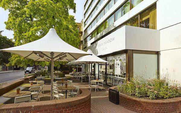 Londýn  pobyt v luxusním hotelu s TOP polohou u Hyde Parku 3 dny / 2 noci, 2 os., snídaně3