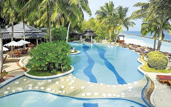 Maledivy letecky na 11 dnů, polopenze