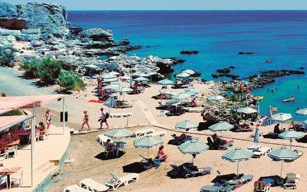 KALITHEA MARE PALACE, Rhodos, Řecko, Rhodos, letecky, plná penze2