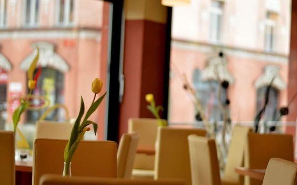 Relax v Českém Švýcarsku pro dva + aroma sauna, fitness a mnohem víc 4 dny / 3 noci, 2 os., snídaně3