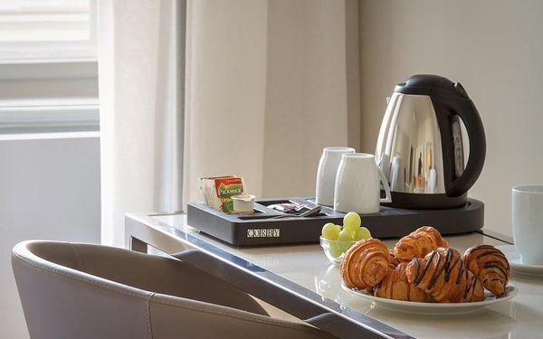 Romantický pobyt v luxusním hotelu u Karlova mostu 4 dny / 3 noci, 2 osoby, snídaně4