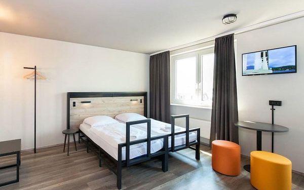 Romantický pobyt v Budapešti v nově otevřeném hotelu 4 dny / 3 noci, 2 os., snídaně4