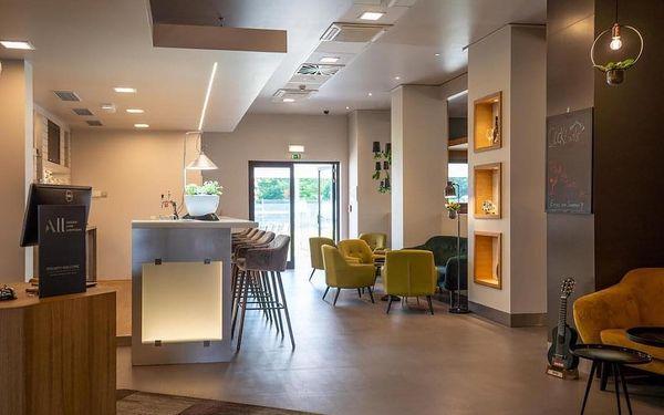 Moderní, komfortní a inovativní ibis Hotel Plzeň 4 dny / 3 noci, 2 osoby, snídaně + 1x večeře4