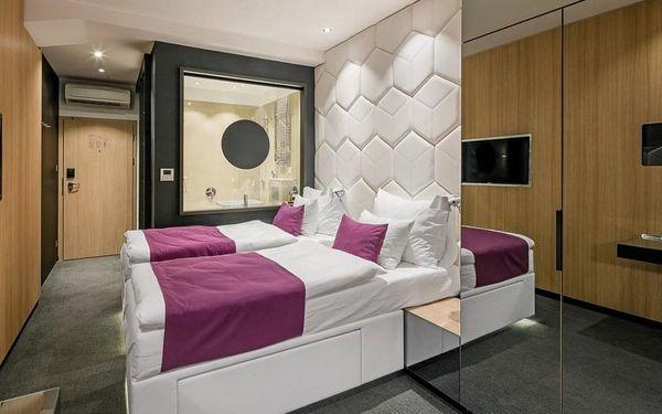 Romantický pobyt v designovém hotelu v Liberci s POLOPENZÍ 3 dny / 2 noci, 2 os., polopenze2