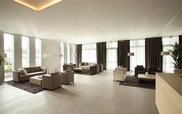Moderní hotel nedaleko Milána se 100% hodnocením 4 dny / 3 noci, 2 os., snídaně4