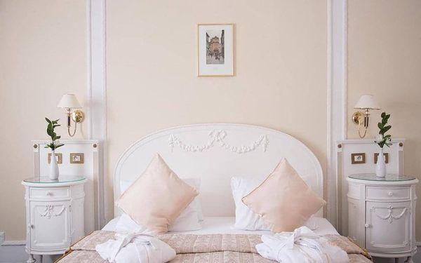 Luxusní 5* hotel v Praze na Václavském náměstí  3 dny / 2 noci, 2 os., snídaně5