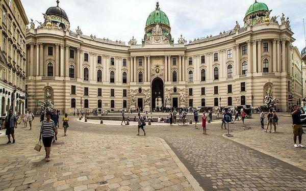 Vídeň: TOP poloha u zámku Belvedere a fantastická cena 3 dny / 2 noci, 2 os., snídaně