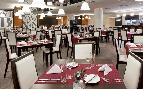 Odpočinkový pobyt v krásné Olomouci v moderním 4* hotelu + POLOPENZE  3 dny / 2 noci, 2 os., polopenze5