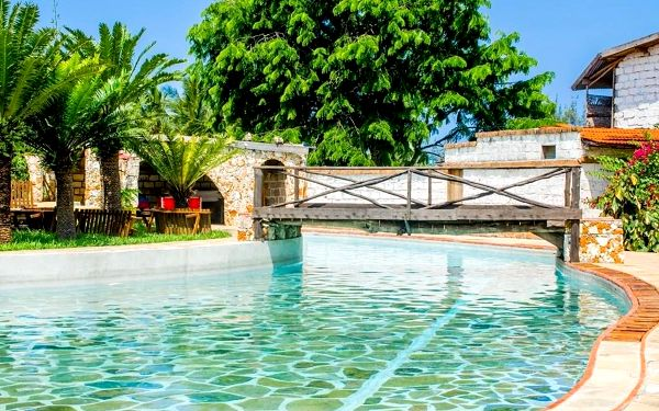 PALUMBO KENDWA, Zanzibar, letecky, all inclusive5