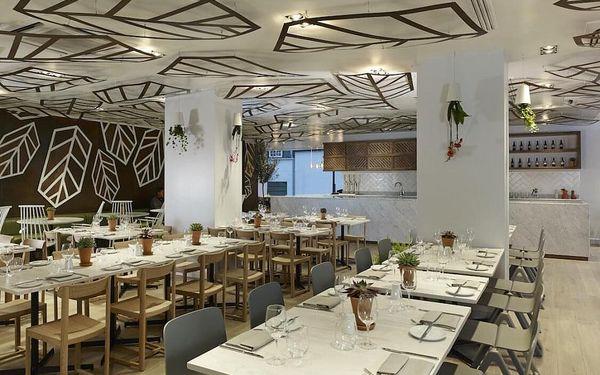 Londýn  pobyt v luxusním hotelu s TOP polohou u Hyde Parku 3 dny / 2 noci, 2 os., snídaně4