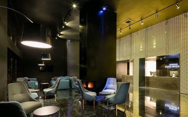 Romantický pobyt v designovém hotelu v Liberci s POLOPENZÍ 3 dny / 2 noci, 2 os., polopenze3