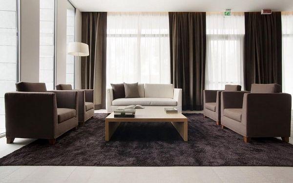 Moderní hotel nedaleko Milána se 100% hodnocením 4 dny / 3 noci, 2 os., snídaně5