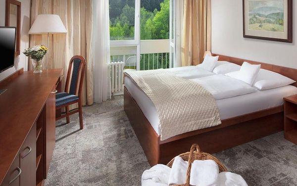 Luxusní wellness pobyt s bazénem a saunou ve Špindlu + POLOPENZE  3 dny / 2 noci, 2 os. , polopenze2