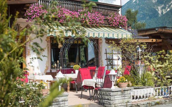 Lyžování, treking a wellness nedaleko Garmisch-Partenkirchen  3 dny / 2 noci, 2 os., snídaně4
