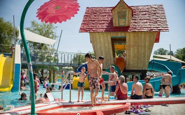 Skvělý rodinný pobyt v maďarských lázních Zalakaros vč. vstupu do aquaparku, polopenze a 2 dětí zdarma 3 dny / 2 noci, 2 os., polopenze3