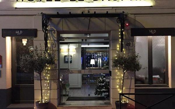 Kouzelný víkend v Paříži v hotelu se skvělou polohou 4 dny / 3 noci, 2 os., snídaně4