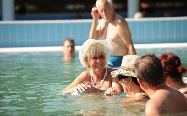 Skvělý rodinný pobyt v maďarských lázních Zalakaros vč. vstupu do aquaparku, polopenze a 2 dětí zdarma 3 dny / 2 noci, 2 os., polopenze4