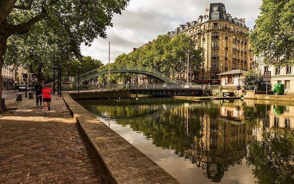 Paříž  nádherný víkend pro 2 plný romantiky  3 dny / 2 noci, 2 os., snídaně4