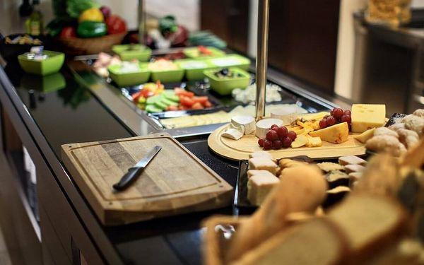 4* pobyt v Praze  prvotřídní hotel se skvělým spojením do centra 4 dny / 3 noci, 2 osoby, snídaně3