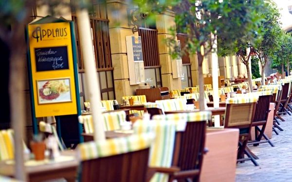 Luxusní hotel v centru Drážďan u Frauenkirche 3 dny / 2 noci, 2 os., snídaně5