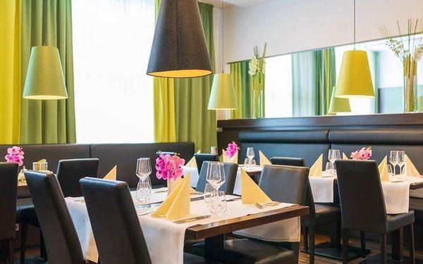 Moderní hotel nedaleko centra Vídně 4 dny / 3 noci, 2 osoby, snídaně3