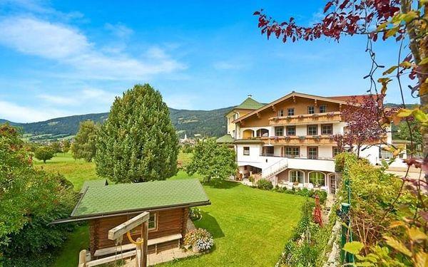 Romantika a wellness v kouzelném alpském hotelu 3 dny / 2 noci, 2 os., snídaně