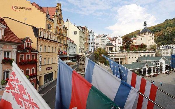 Karlovy Vary – wellness a relaxace v centru lázní vč. procedur  3 dny / 2 noci, 2 os., snídaně4