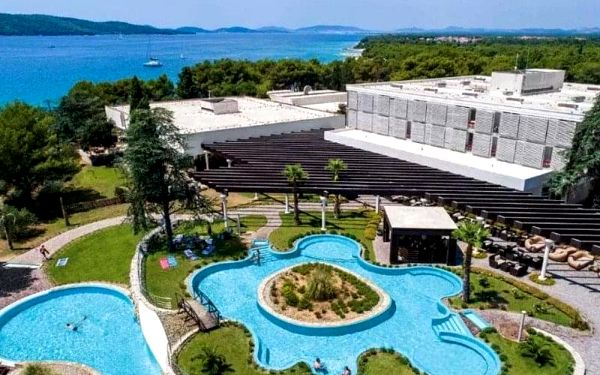 SOLARIS BEACH RESORT - HOTEL NIKO, Šibenik, Chorvatsko, Šibenik, letecky, snídaně v ceně2