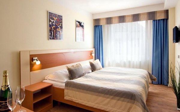 Pohádkový pobyt v Praze v nově zrekonstruovaném hotelu  3 dny / 2 noci, 2 os., snídaně3