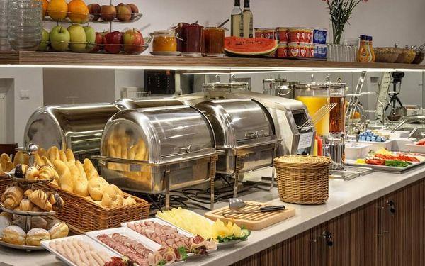 Romantický pobyt pro 2 v elegantním hotelu v centru Prahy 4 dny / 3 noci, 2 os., snídaně5