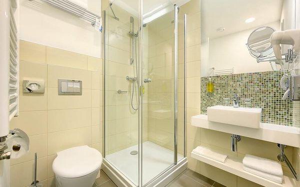 4* pobyt v Praze  prvotřídní hotel se skvělým spojením do centra 4 dny / 3 noci, 2 osoby, snídaně4
