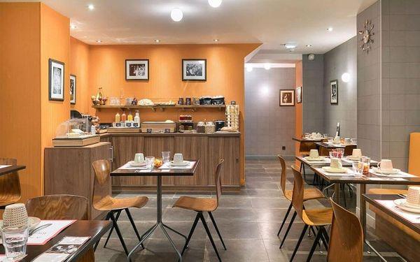 Romantický pobyt v útulném pařížském hotelu a HappyTime u klavíru 3 dny / 2 noci, 2 os., snídaně5