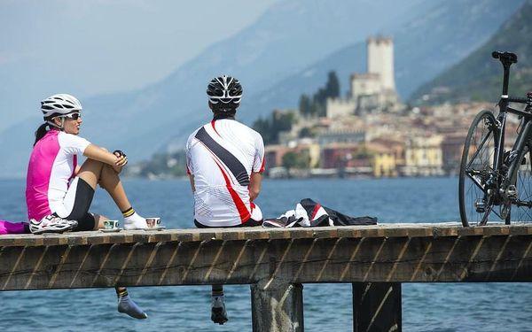 Lago di Garda  vysněná dovolená přímo na břehu jezera  3 dny / 2 noci, 2 os., snídaně4