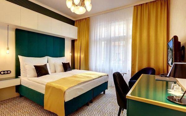 Karlovy Vary – wellness a relaxace v centru lázní vč. procedur  3 dny / 2 noci, 2 os., snídaně5