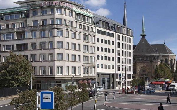 Krásný víkendový pobyt v historickém Lucemburku 3 dny / 2 noci, 2 os., snídaně3