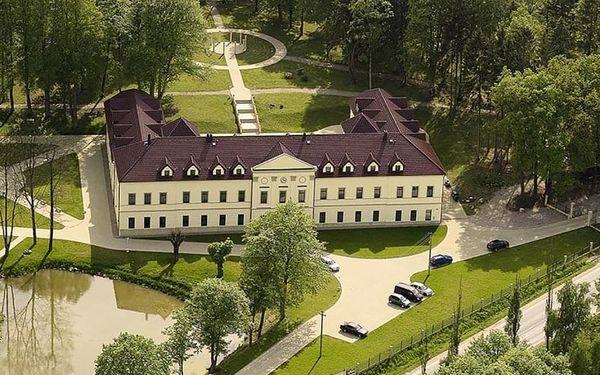 Gurmánský pobyt na zámku Chateau Kynšperk s polopenzí a wellness  3 dny / 2 noci, 2 os. , polopenze5
