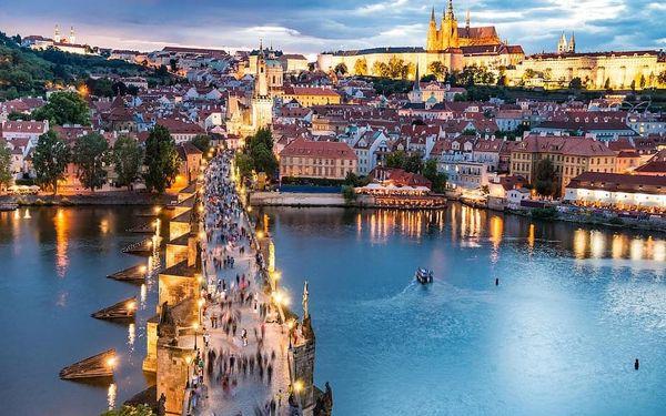 Romantický pobyt pro 2 v elegantním hotelu v centru Prahy - dlouhá platnost poukazu