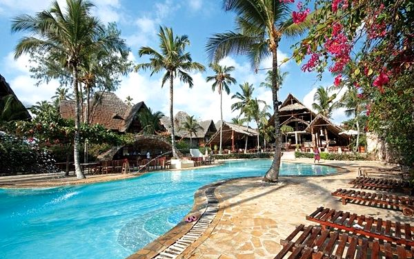 PALUMBO REEF RESORT, Zanzibar, letecky, all inclusive