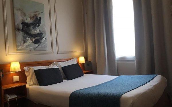 Kouzelný víkend v Paříži v hotelu se skvělou polohou 4 dny / 3 noci, 2 os., snídaně5