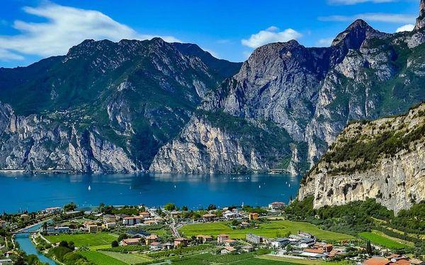 Trentino: wellness dovolená mezi Dolomity a jezerem Lago di Garda 3 dny / 2 noci, 2 os., snídaně