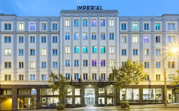 Romantický pobyt v designovém hotelu v Liberci s POLOPENZÍ 3 dny / 2 noci, 2 os., polopenze
