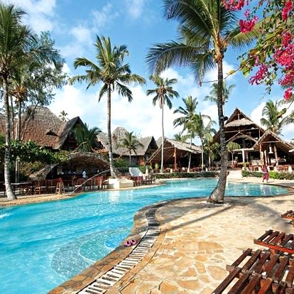 Tanzanie - Zanzibar letecky na 1-13 dnů, all inclusive