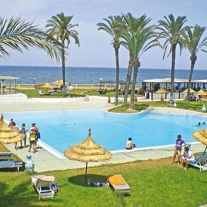 Tunisko - Monastir letecky na 4-22 dnů, polopenze