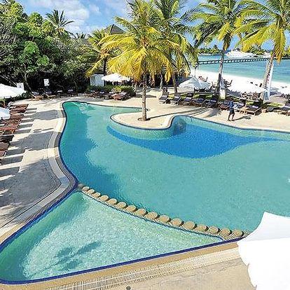 Maledivy letecky na 7-16 dnů