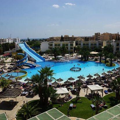 Tunisko - Port El Kantaoui letecky na 4-22 dnů, all inclusive