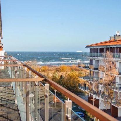 Polsko, Baltské moře: Apartamenty Sun & Snow Plaża