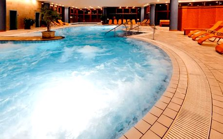 Bük, Greenfield Hotel golf & Spa**** s neomezeným hotelovým wellness