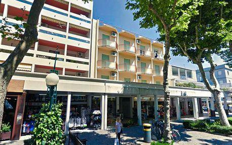 Itálie, Bibione   Residence Furlan***– apartmány   Klimatizace a plážový servis zdarma